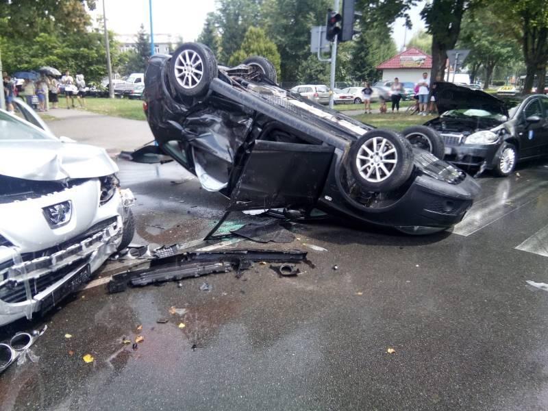 ul barska wypadek