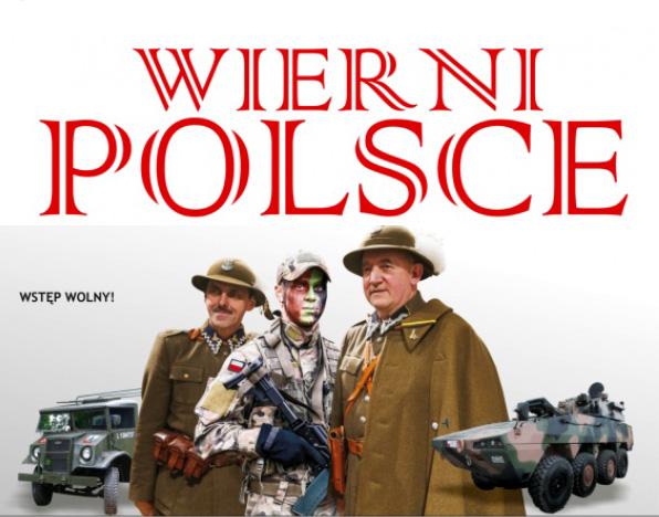 Wierni Polsce piknik w Nowym Sączu