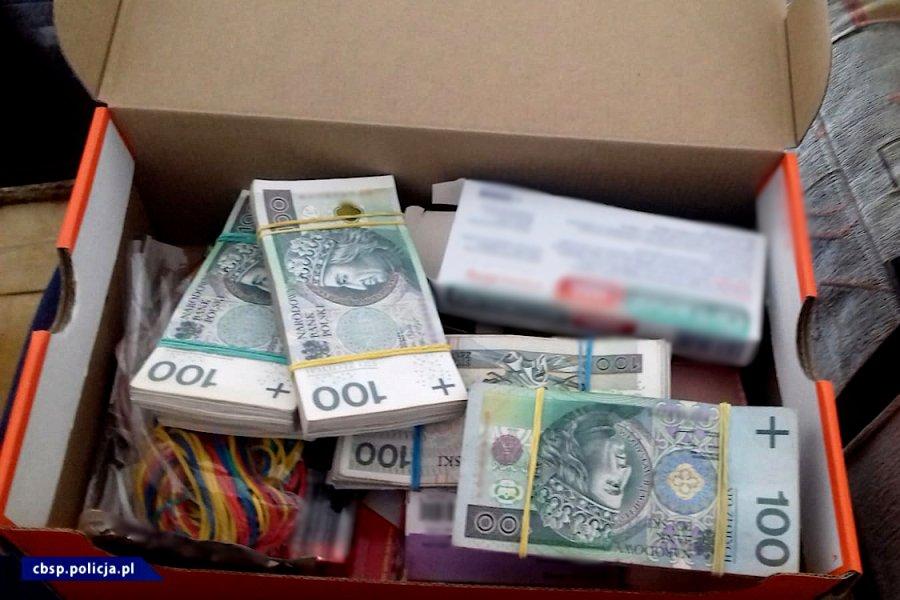 Pieniądze agencji towarzyskich w Nowym Sączu