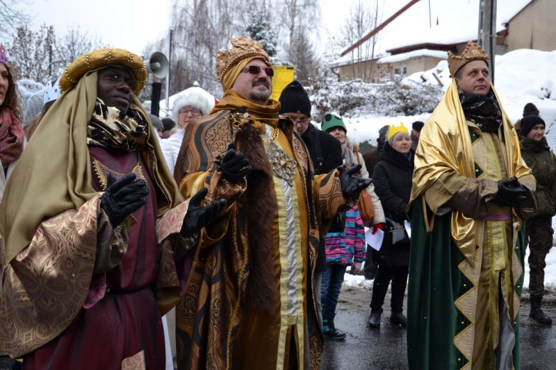 VIII Nowosądecki Pokłon Trzech Króli