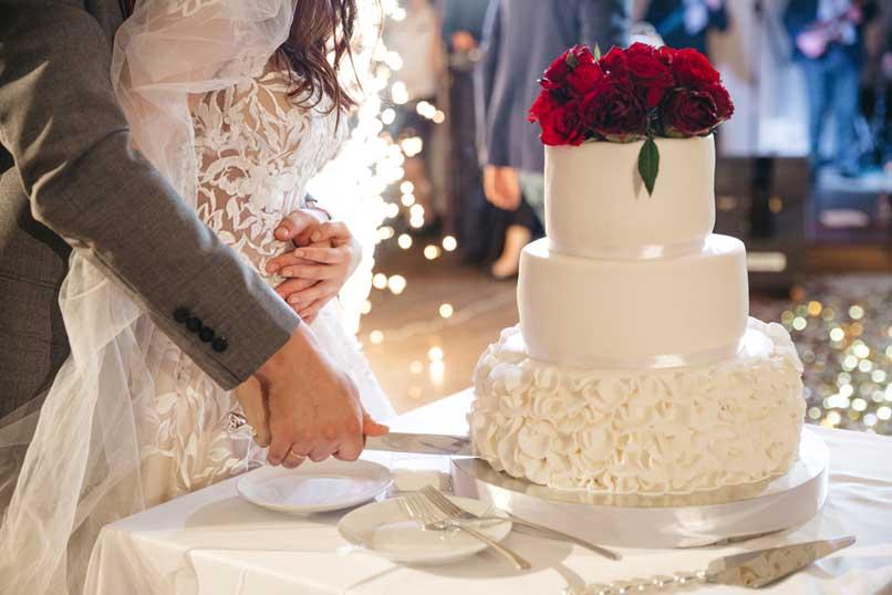 Ślub i wesele w czerwonej strefie