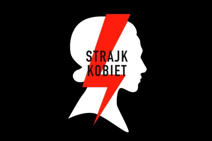 strajk kobiet w nowym sączu