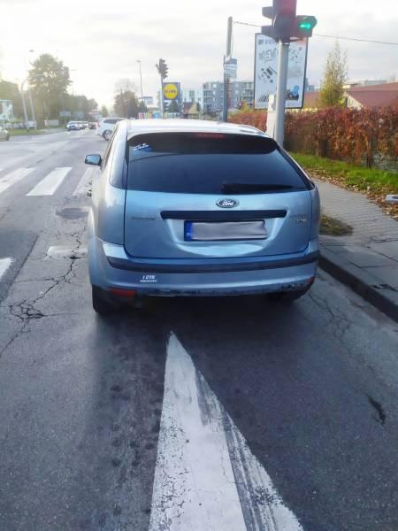 Wypadek Lwowska - 1 listopad, Prażmowskiego Nowy Sącz