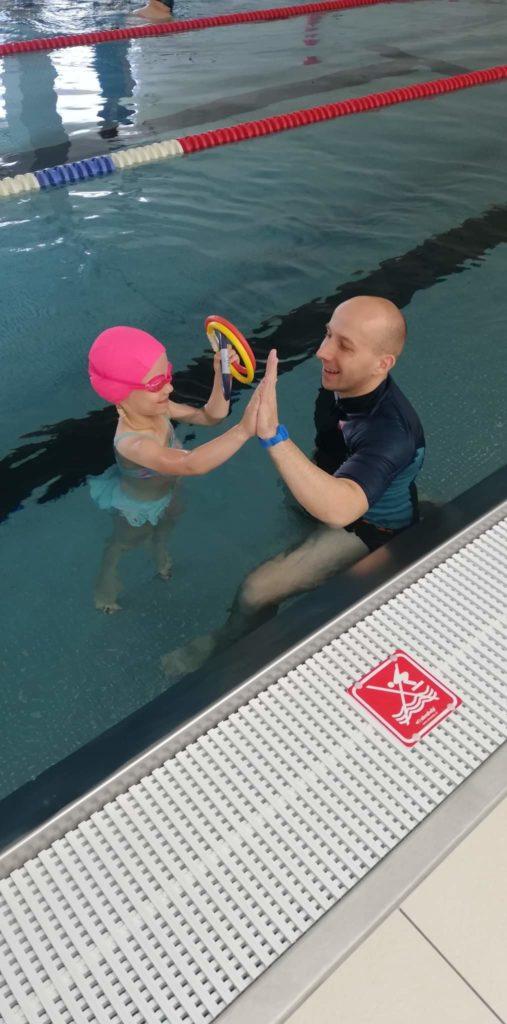 Lekcje pływania Chełmiec